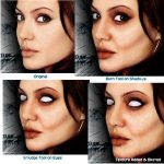 Transforming into Angelina