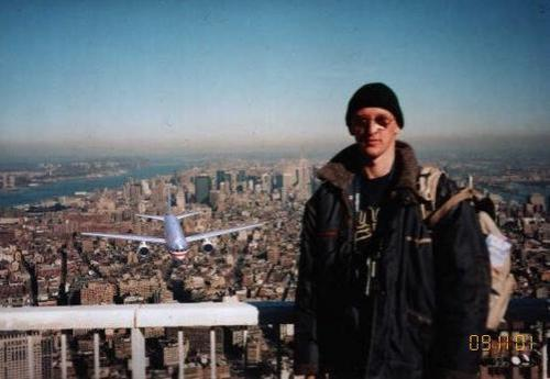 The Accidental Tourist.  The photo that started it all.