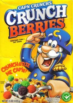 capn crunch!