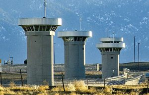 Colorado federal Supermax Prison