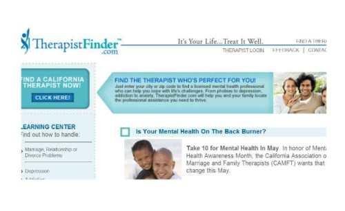 therapistfinder.com